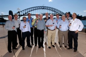 Australia's First Families of Wine group