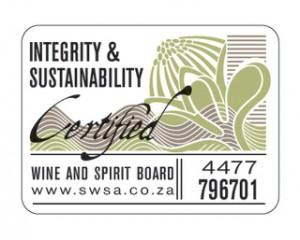 Sustainability seal