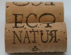 Econatur one-piece cork