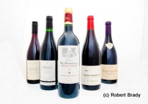 Wines reviewed below