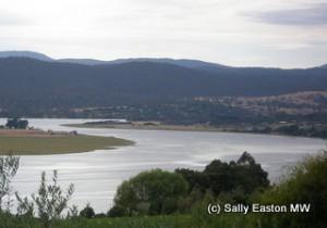 Tamar river, north Tas