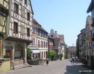 Alsace - Riquewihr