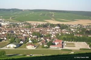 Chablis village
