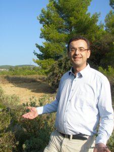 Frantz Vènes talks La Livinière terroir