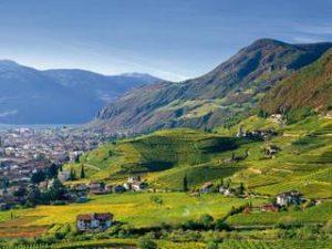 Santa Maddalena, overlooking Bolzano